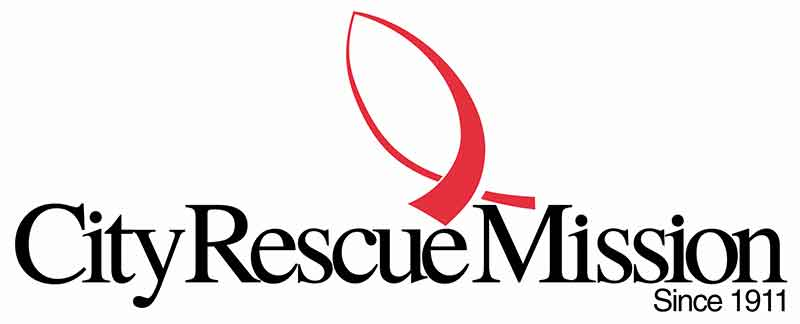 City Rescue Mision logo.