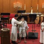 Anointing of Jacob.