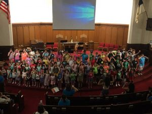 Photo from VBS 2019.