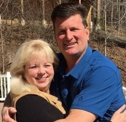 This is a photo of Matt and Susan Reichart, the Directors of Pine Valley Camp. They are known to the campers as Mr. Matt and Miss Susan.
