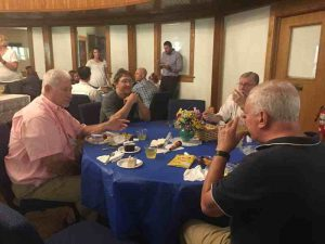 Luncheon after our service to start another year of Sunday school and the worship service beginning at 11:00 am for the fall and winter season.
