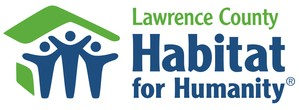 Logo for Lawrence County Habitat for Humanity