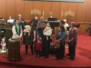 Piscitella Twins Baptism and Anointing