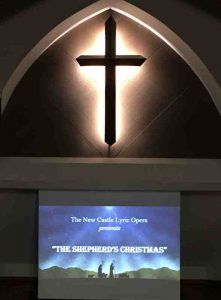 The Shepherds' Christmas - New Castle Lyric Opera