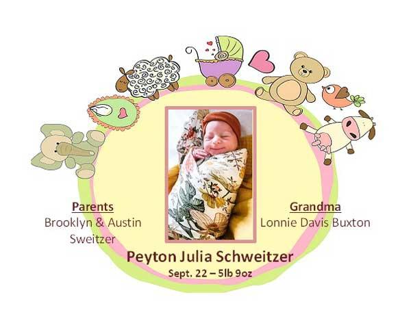 Peyton Julia Schweitzer